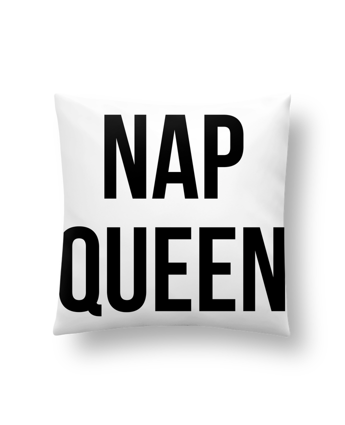 Cushion synthetic soft 45 x 45 cm Nap queen by Bichette