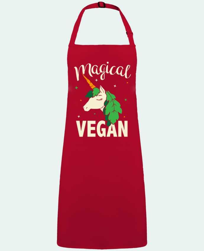 Apron no Pocket Magical vegan by  Bichette