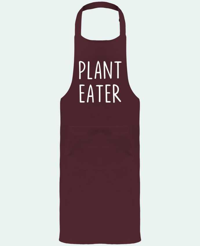 Garden or Sommelier Apron with Pocket Plant eater by Bichette