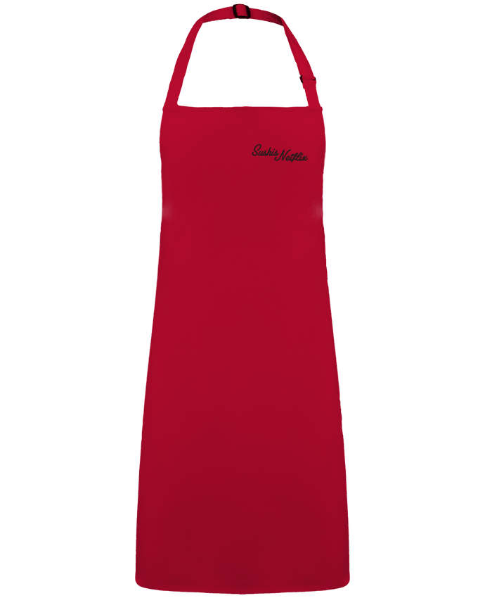 Apron no Pocket Sushis et Netflix by  Nana