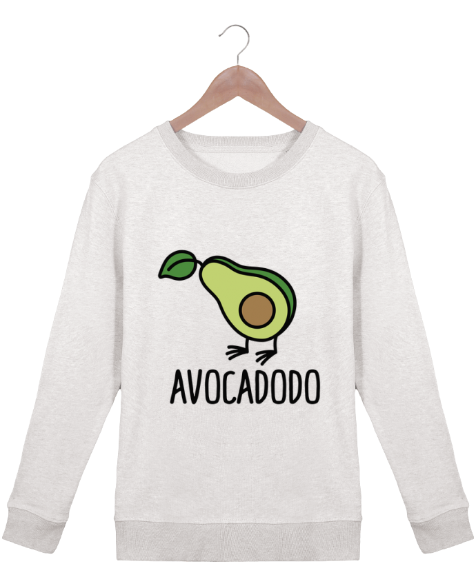 Sweatshirt Women crew neck Stella Hides Avocadodo by LaundryFactory