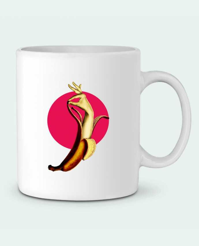 Ceramic Mug El banana by ali_gulec
