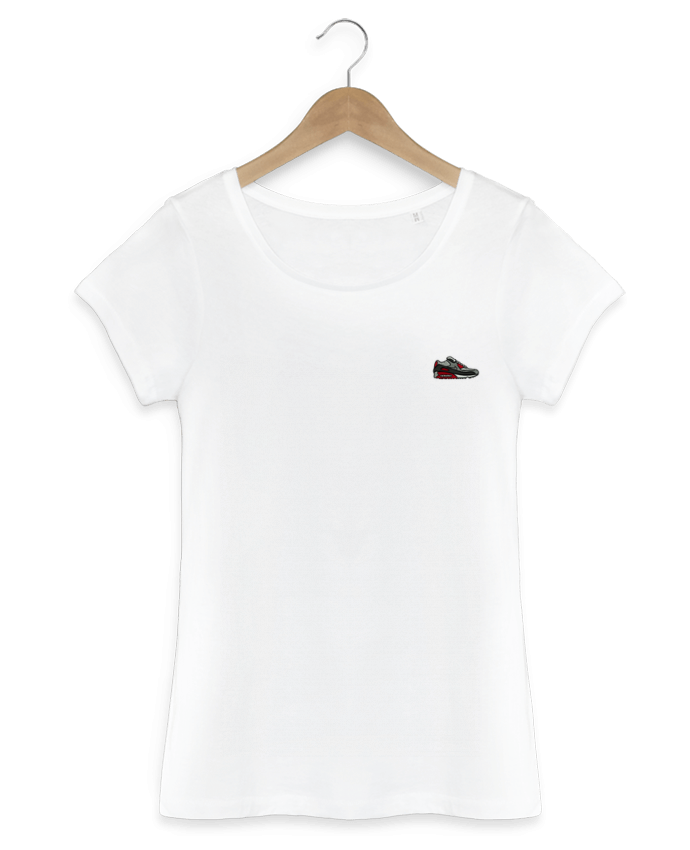 T-shirt  Femme Brodé Air Max by tunetoo