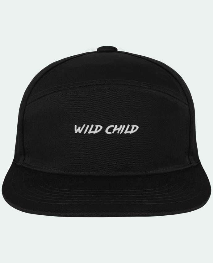Snapback Cap Pitcher Wild Child by tunetoo