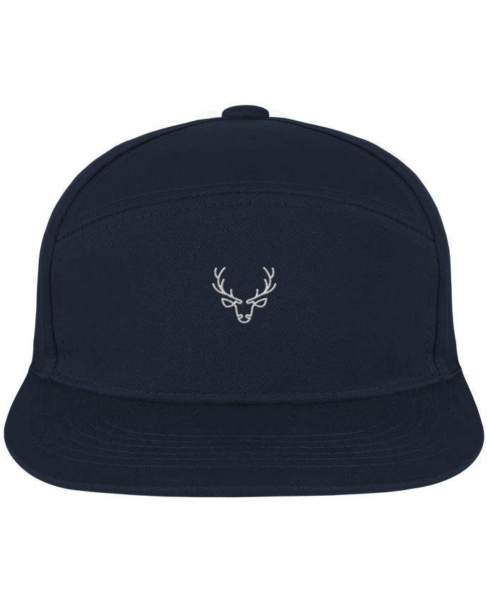 Snapback Cap Pitcher Cerf by tunetoo