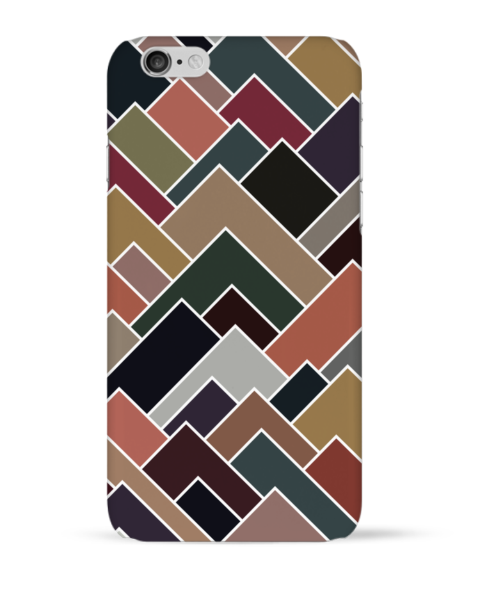 Case 3D iPhone 6 Aztek by tunetoo