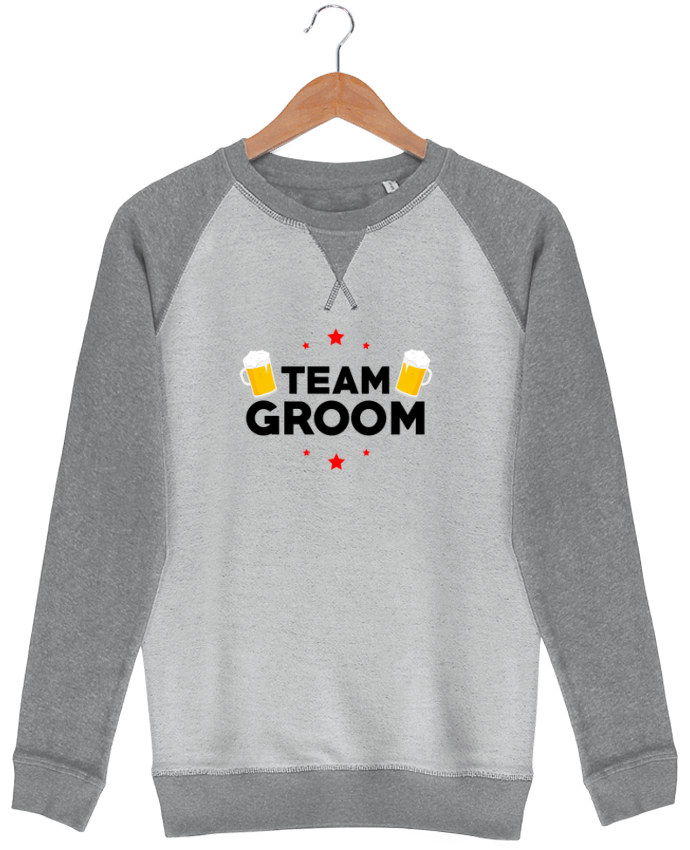 Sweat French Terry Team Groom by Minou
