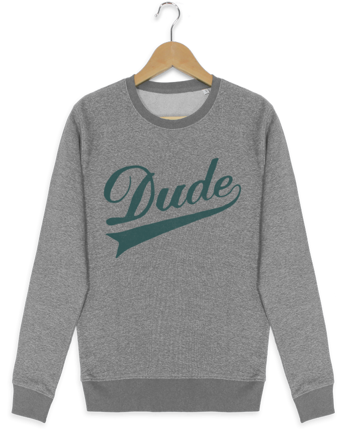 sweatshirt crew neck UStella Seeks Dude by Florent Bodart