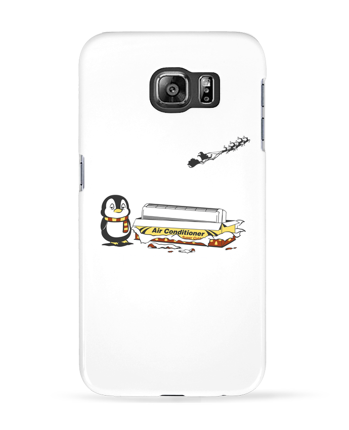 Case 3D Samsung Galaxy S6 Christmas Gift - flyingmouse365