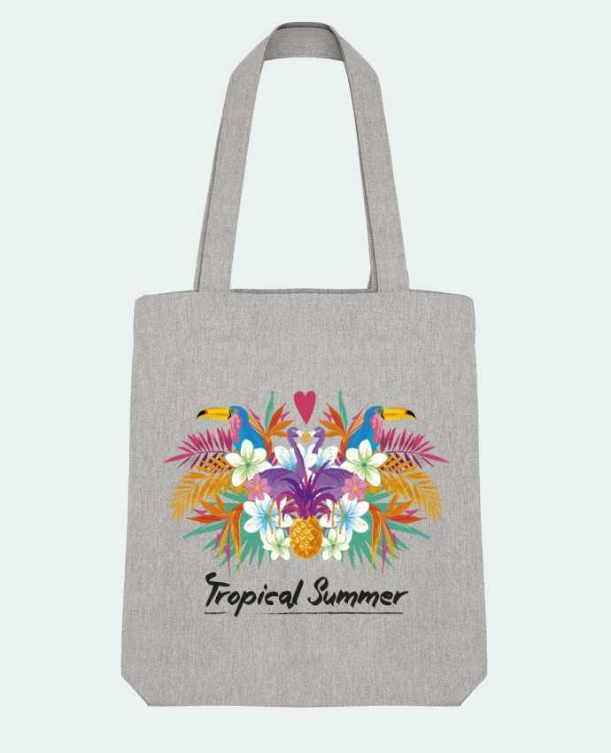 Tote Bag Stanley Stella Tropical Summer by IDÉ'IN