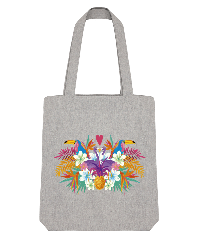 Tote Bag Stanley Stella Tropical Summer 2 by IDÉ'IN