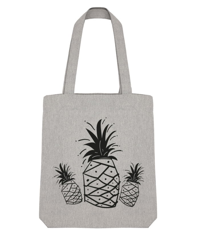 Tote Bag Stanley Stella CRAZY PINEAPPLE by IDÉ'IN
