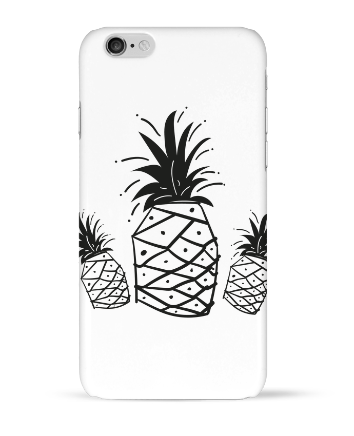 Case 3D iPhone 6 CRAZY PINEAPPLE by IDÉ'IN
