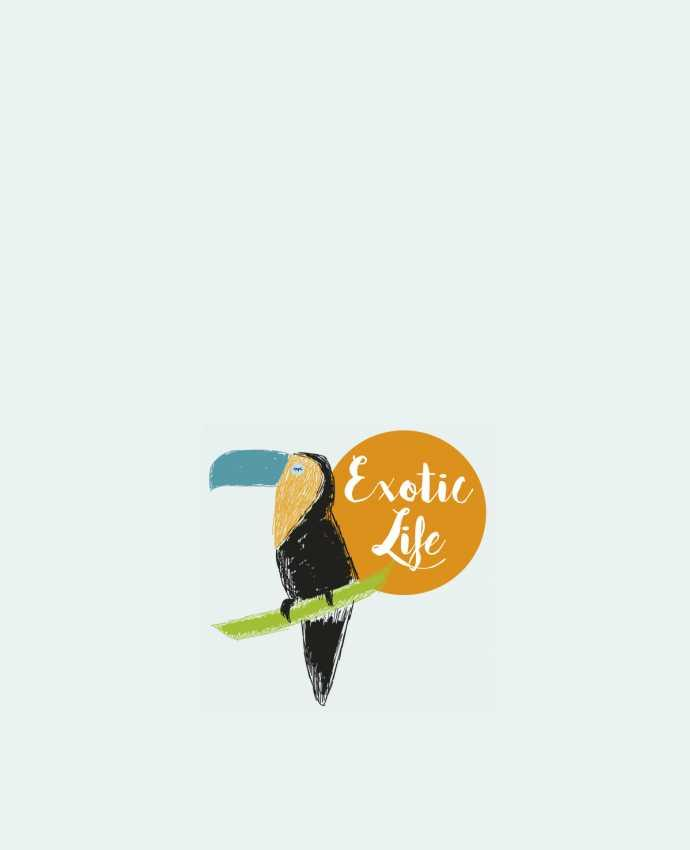 Tote Bag cotton TOUCAN by IDÉ'IN
