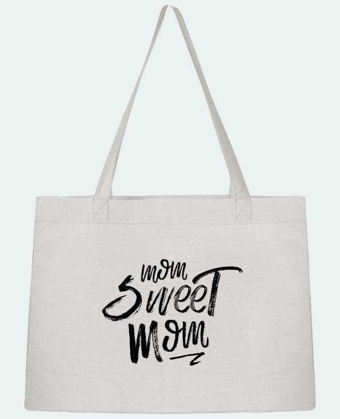 Shopping tote bag Stanley Stella Mom sweet mom by tunetoo
