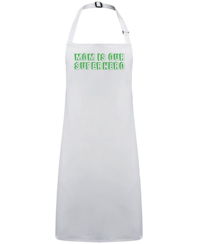 Apron no Pocket Mom is our superhero by  tunetoo