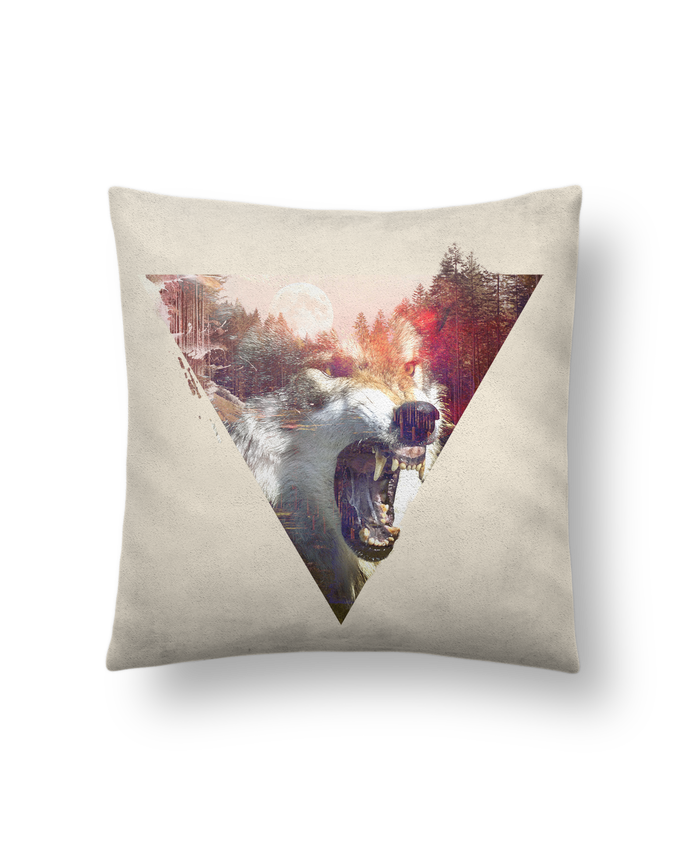 Cushion suede touch 45 x 45 cm Daylight by robertfarkas
