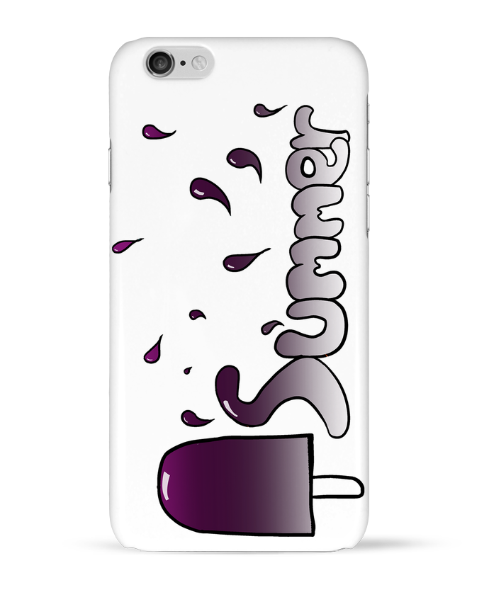 Case 3D iPhone 6 Summer version féminine by Tasca