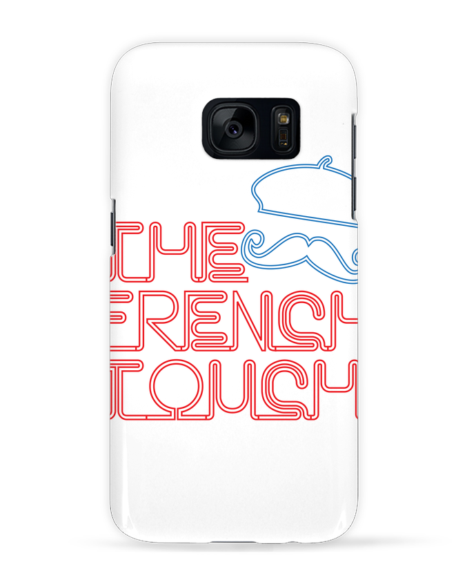 Case 3D Samsung Galaxy S7 The French Touch by Freeyourshirt.com