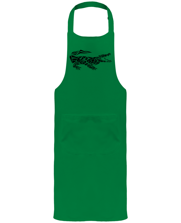Garden or Sommelier Apron with Pocket Croc X Naw by Dunestore