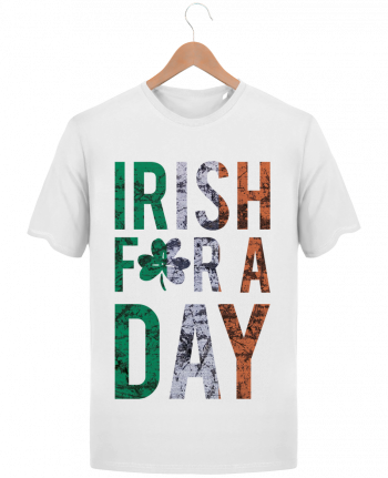 T-Shirt Men Stanley Hips Irish for a day by tunetoo