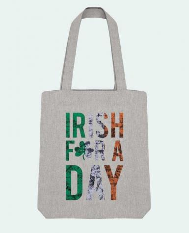 Tote Bag Stanley Stella Irish for a day by tunetoo