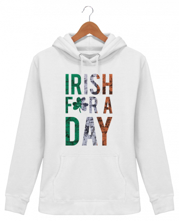Hoodie Women Irish for a day - tunetoo
