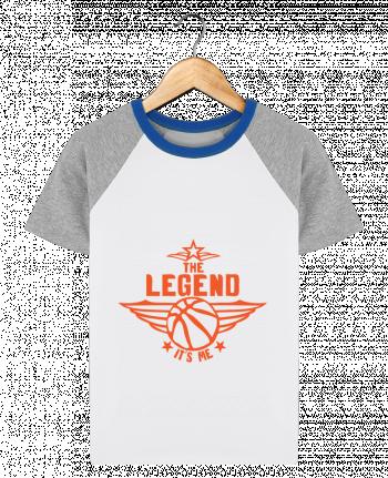 T shirt boy basketball printed tunetoo tee shirt child short sleeve stanley mini jump basketball legend it s me citation sport ccuart Gallery