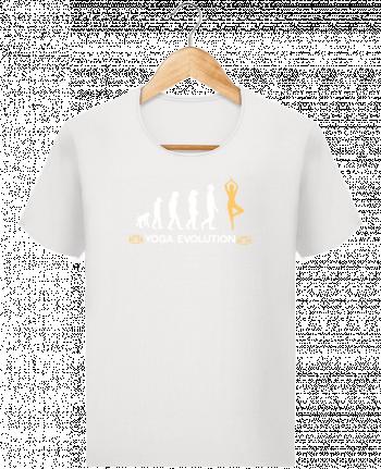 4dbc413c1 T-shirt Men Stanley Imagines Vintage Yoga evolution by Original t-shirt