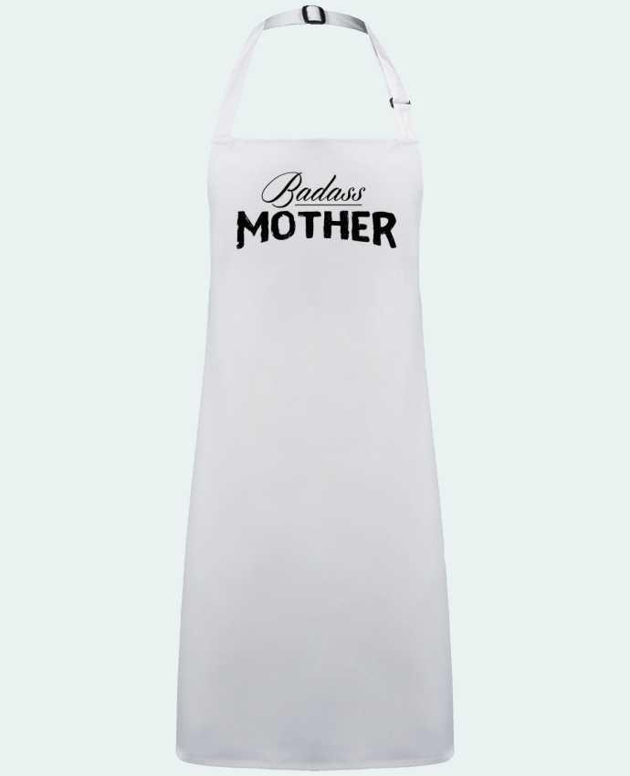 Apron no Pocket Badass Mother by  tunetoo
