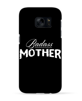 Case 3D Samsung Galaxy S7 Badass Mother by tunetoo