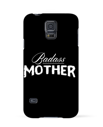 Case 3D Samsung Galaxy S5 Badass Mother by tunetoo