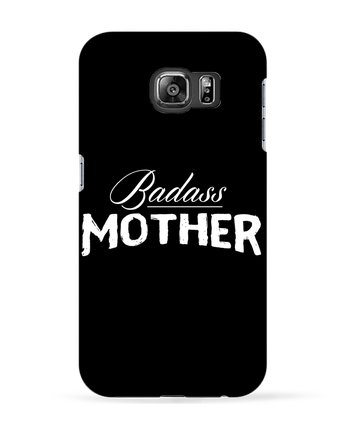 Case 3D Samsung Galaxy S6 Badass Mother - tunetoo