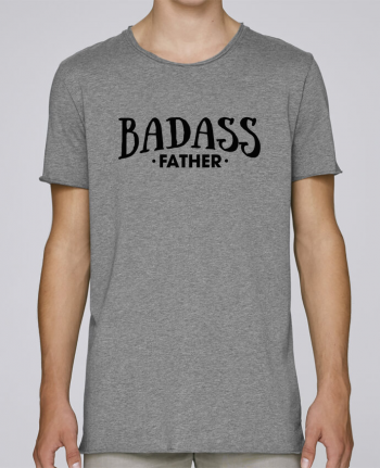 T-shirt Men Oversized Stanley Skates Badass Father by tunetoo