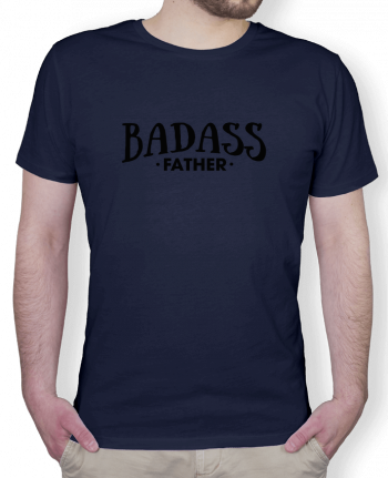 T-Shirt Men Stanley Hips Badass Father by tunetoo