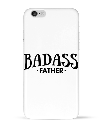 Case 3D iPhone 6 Badass Father by tunetoo