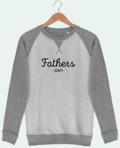 Sweat French Terry Father's day by tunetoo