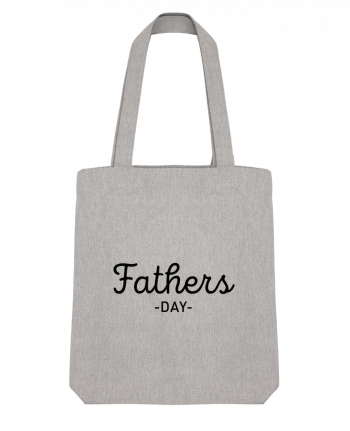 Tote Bag Stanley Stella Father's day by tunetoo