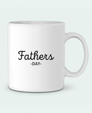Ceramic Mug Father's day by tunetoo