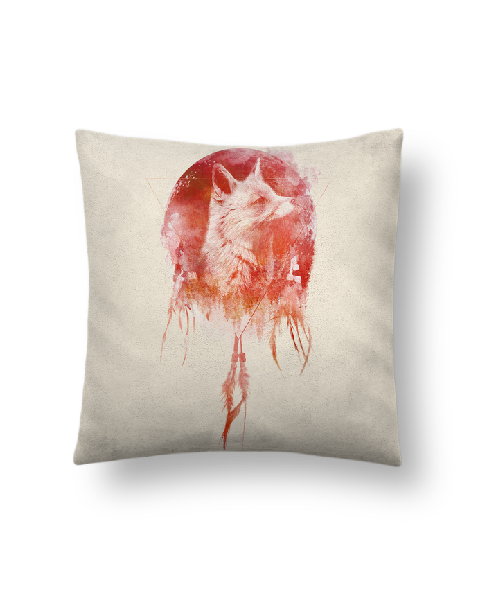 Cushion suede touch 45 x 45 cm Mars by robertfarkas
