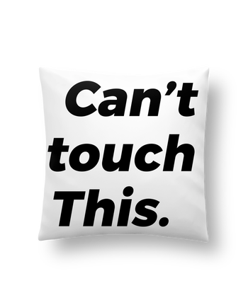 Cushion synthetic soft 45 x 45 cm can't touch this. by tunetoo