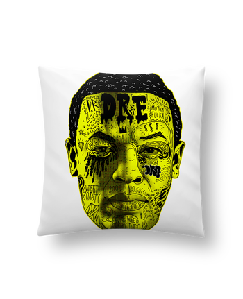 Cushion synthetic soft 45 x 45 cm Dr. Dre by Nick cocozza