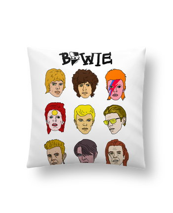 Cushion synthetic soft 45 x 45 cm Bowie by Nick cocozza