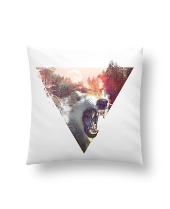 Cushion synthetic soft 45 x 45 cm Daylight by robertfarkas