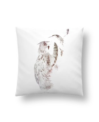 Cushion synthetic soft 45 x 45 cm Fade out by robertfarkas