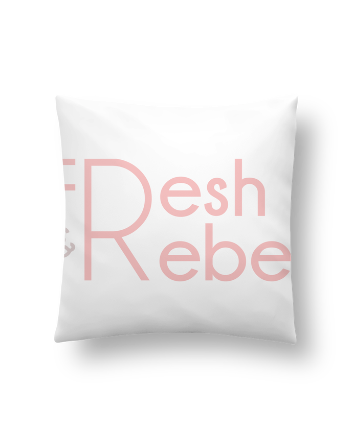 Cushion synthetic soft 45 x 45 cm Fresh and Rebel by tunetoo