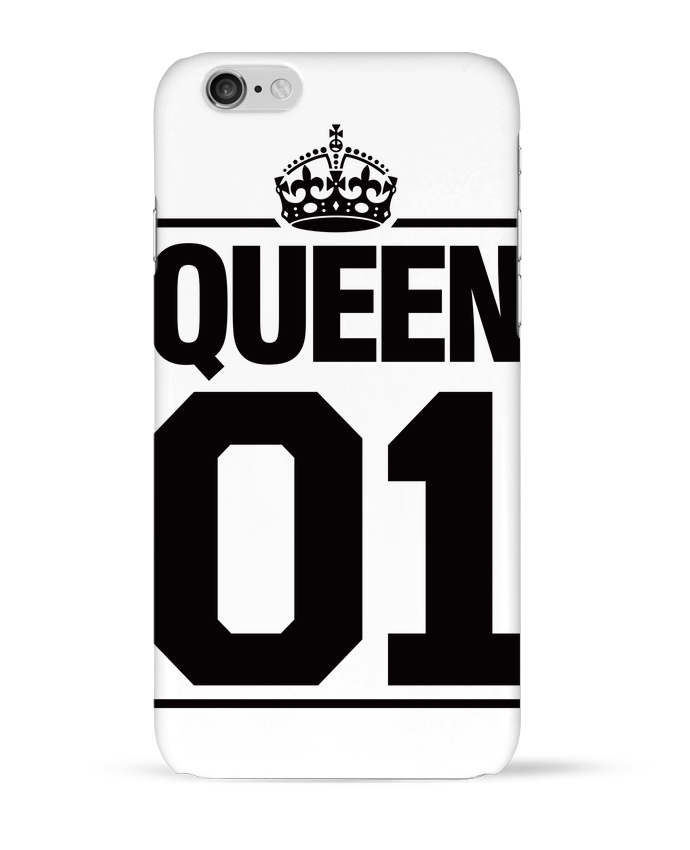 Case 3D iPhone 6 Queen 01 by Freeyourshirt.com
