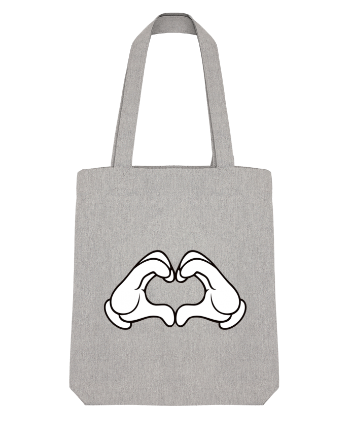 Tote Bag Stanley Stella LOVE Signe by Freeyourshirt.com