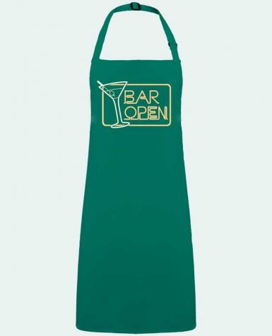 Apron no Pocket Bar open by  Freeyourshirt.com