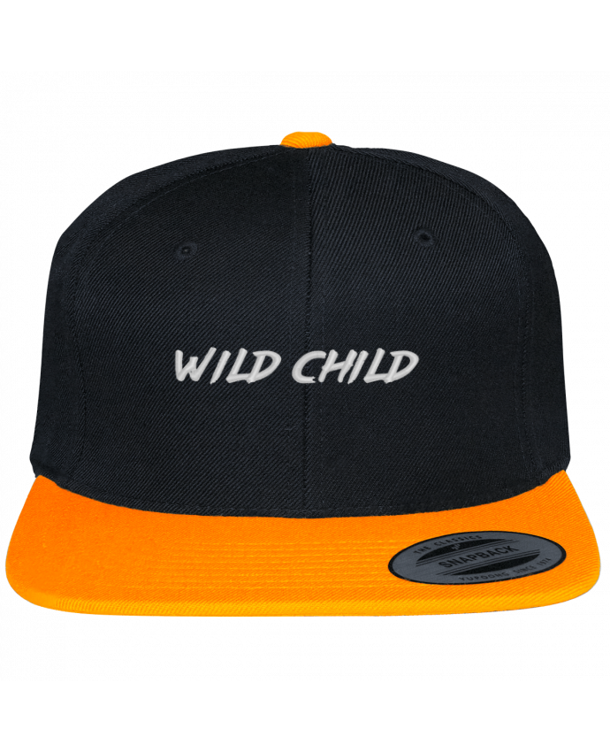 Snapback cap two-one varsity bicolore Wild Child by tunetoo